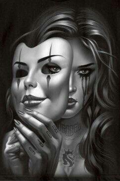 Ego je len maska